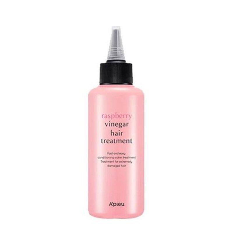 A'pieu Raspberry Vinegar Hair Treatment – atkuriamasis plaukų kondicionierius su actu