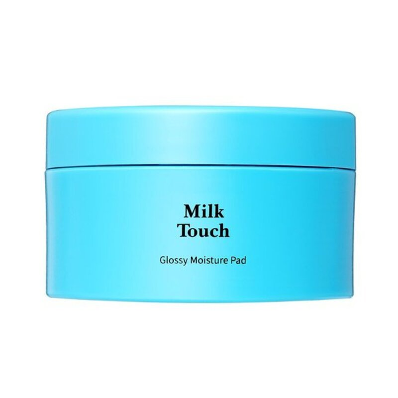 Milk Touch Glossy Moisture Pad - šveičiamieji diskeliai