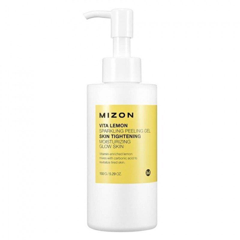 Mizon Vita Lemon Sparkling Peeling Gel – gelinis šveitiklis